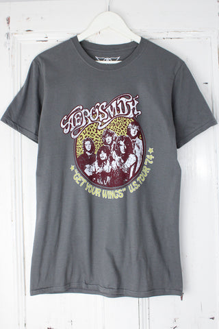 Aerosmith Cheetah Tee