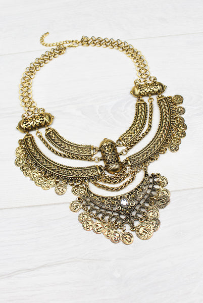 Gold Dust Necklace