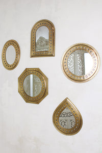 Indian Gold Mirrors