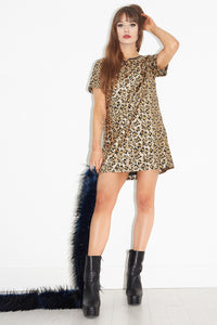 Welcome to the Jungle Sequin Dress