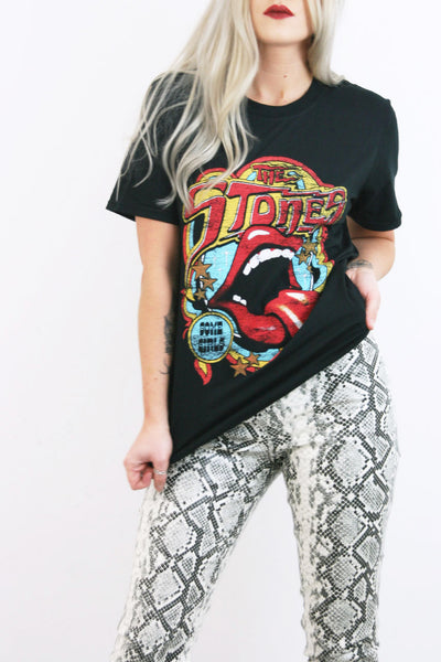Stones 'Some Girls' Tee - little-lies-uk