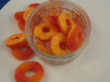 Load image into Gallery viewer, JADE Li Hing Peach Rings