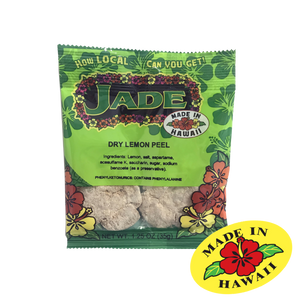 JADE Dry Lemon Peel - Jade Food Products Inc