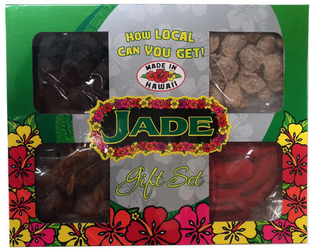 JADE Seed Gift Box (Green) (13.5 oz)