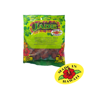 JADE SWEET LI HING MUI (Red) - Jade Food Products Inc