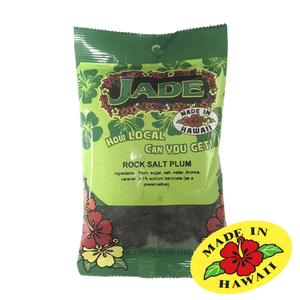 JADE Rock Salt Plum - Jade Food Products Inc