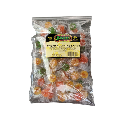 Tropical Li Hing Candy 12 oz (Graduation Special)