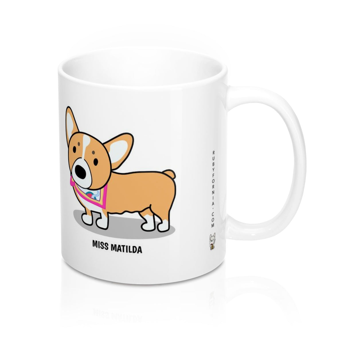 Miss Matilda Mug 11oz