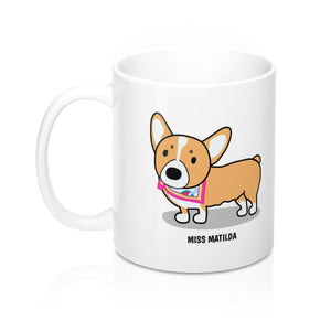 Open image in slideshow, Miss Matilda Mug 11oz