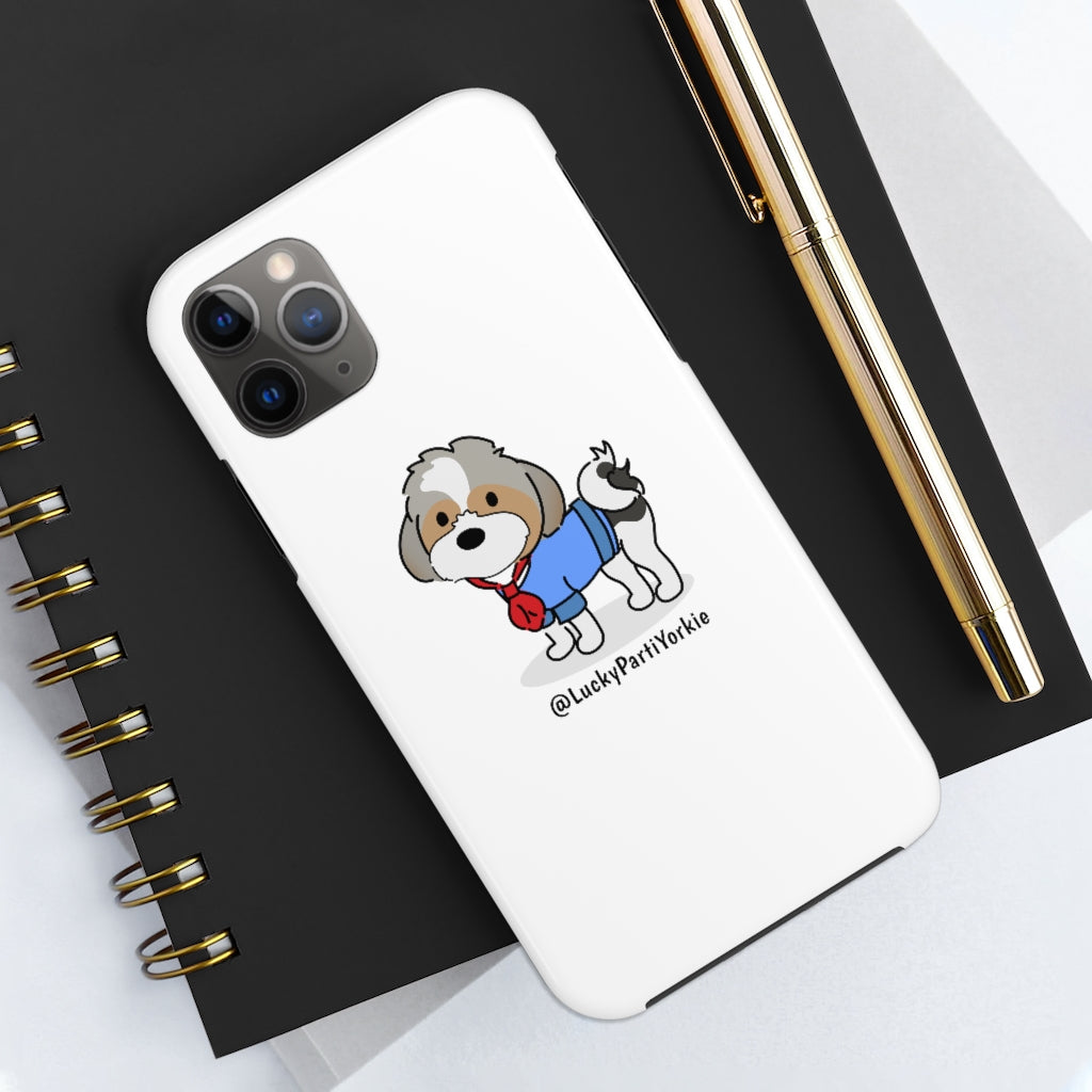 LuckyPartiYorkie Mobile Phone Cases
