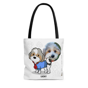 Open image in slideshow, Lucky Tote Bag