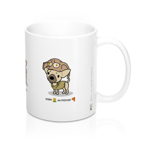 Ariel Dobby and Tinkerbelle Mug (UK)