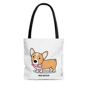 Open image in slideshow, Miss Matilda Tote Bag