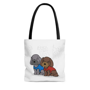 Open image in slideshow, Truman and Poe Tote