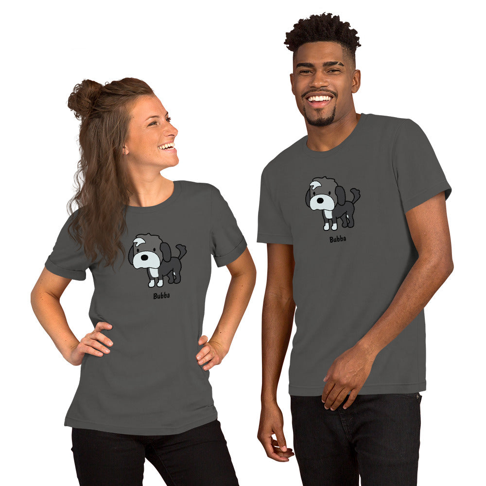 Personalized Havanese Short-Sleeve Unisex T-Shirt
