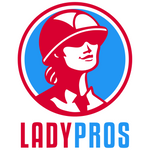 Lady Pros sticker