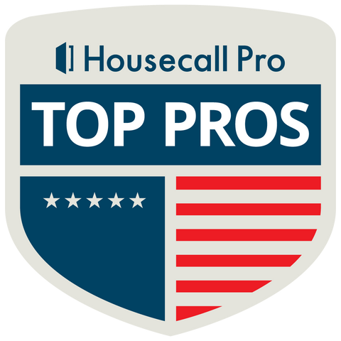 Top Pros Logo - Embeddable Website Link