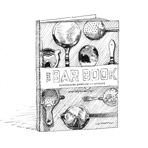 "Illustration of ""The Bar Book"""