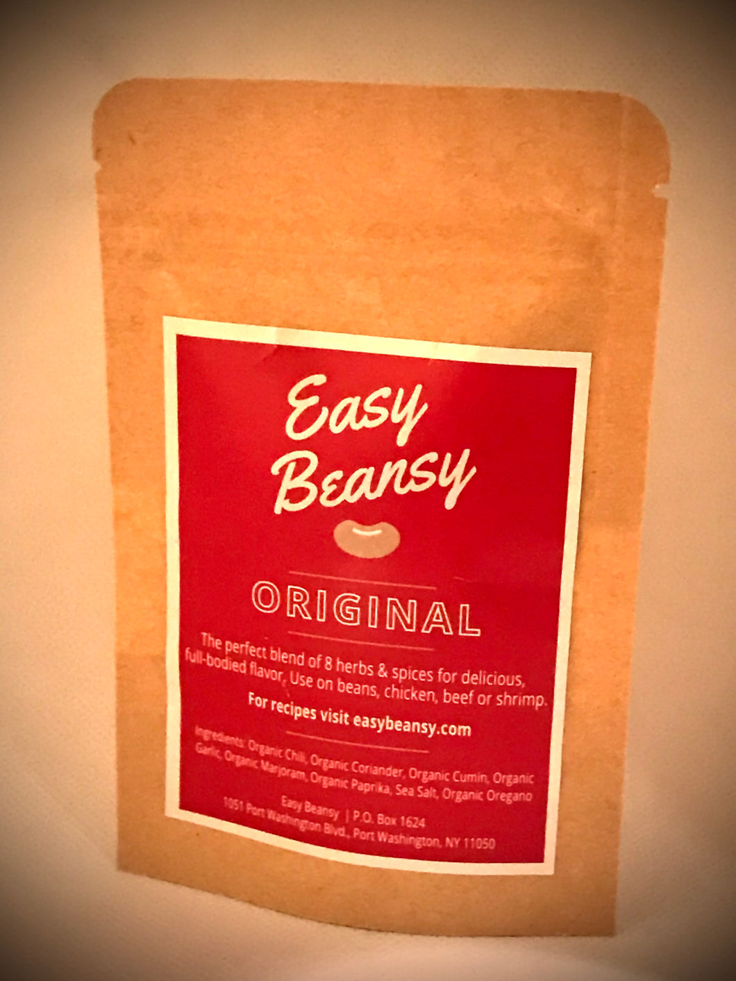 EASY BEANSY SALT-FREE Original Spice Mix