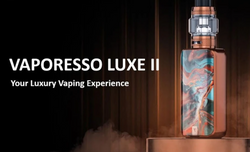 Vaporesso Luxe II Kit Review -  Latest Addition to the Luxe Line