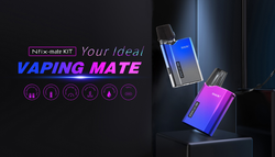 [2021 Newest] SMOK Nfix-mate 25W Pod Kit Review: A Surefire Winner?