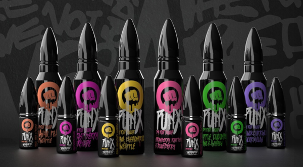 Riot Squad Punx E-liquid Review - Are You Ready for a Wild Summer Party?