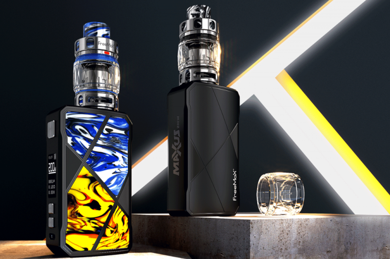 Freemax Maxus 200W Kit - A Powerful Device from Freemax