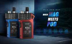 [2020 Newest] SMOK MAG Pod 40W Starter Kit Review