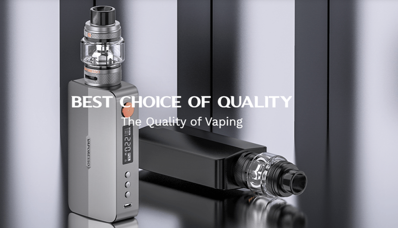 Vaporesso GEN X Kit Review - The Latest in the 'Gen' Series