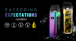 Smok Nord X Kit Review - A Tri-Proof Pod System
