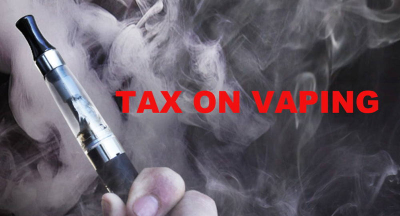 Due to Vaping Taxes, People Have no Choice But Back to Smoke