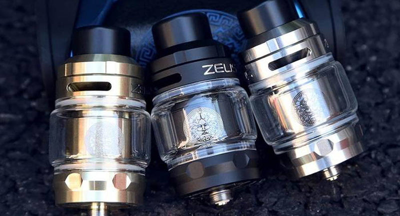 GeekVape Zeus Sub Ohm Tank Review: the Best Sub Ohm Tank