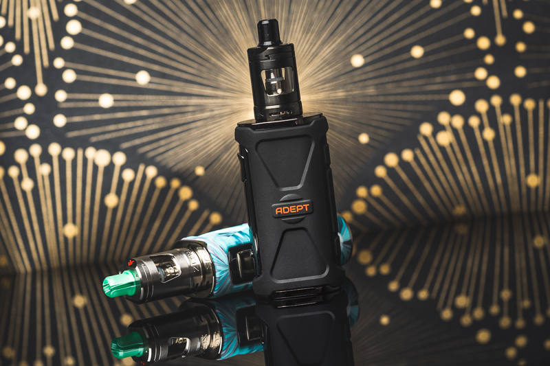 Innokin Adept Zlide Kit Review: Shockproof and Waterproof
