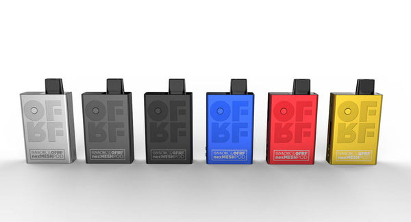 SMOK & OFRF NexMESH Kit Preview: A Cost-Efficient Choice? [May, 2020]