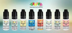Aulola E-liquid Review: 8 Flavours You Must Have
