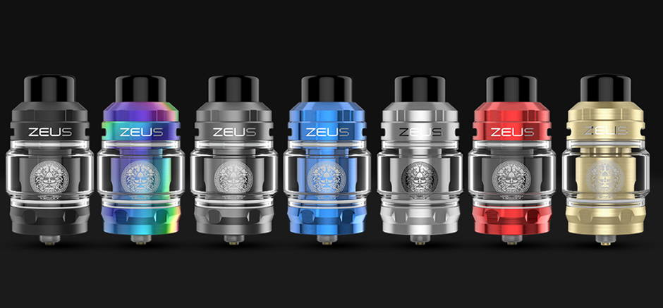 GeekVape Zeus Sub Ohm Tank -Tiny Coils BIG Performance!!