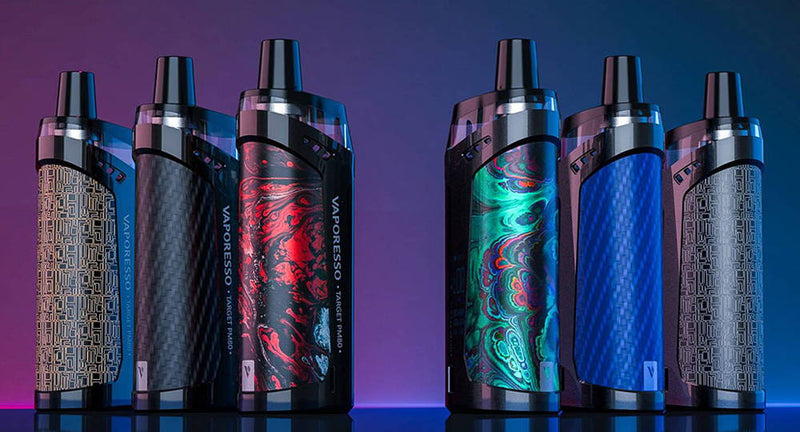 [2020 Updated] Vaporesso Target PM80 Review: Powerful Sub Ohm Pod Kit