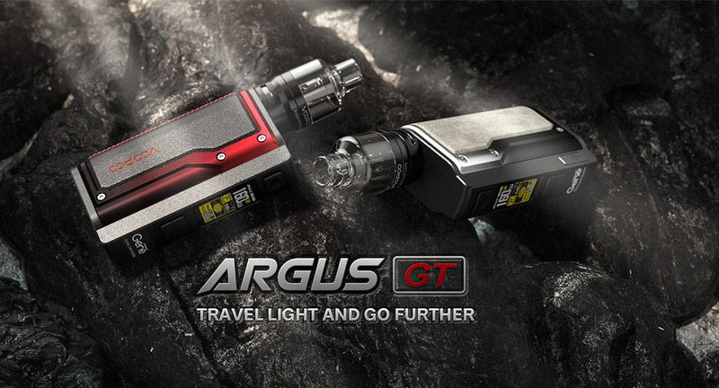 [2020 Newest] Voopoo Argus GT 160W Kit Review: A Huge Step