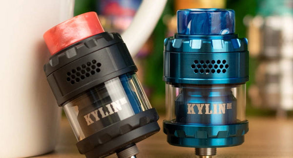 Vandy Vape Kylin M RTA Review: A Mesh Kylin for Experience Builders