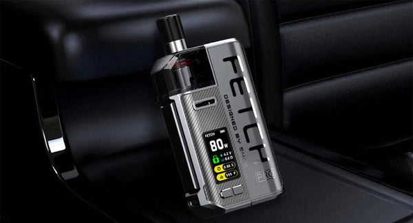 [2020 Updated] SMOK Fetch Pro Kit Review: More Powerful and Exquisite