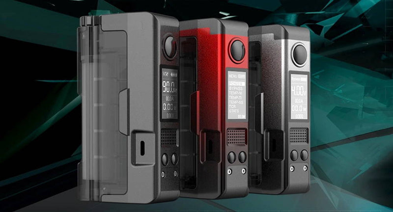 Dovpo Topside Lite Mod Review: a Squonk Mod or a Standard Mod?