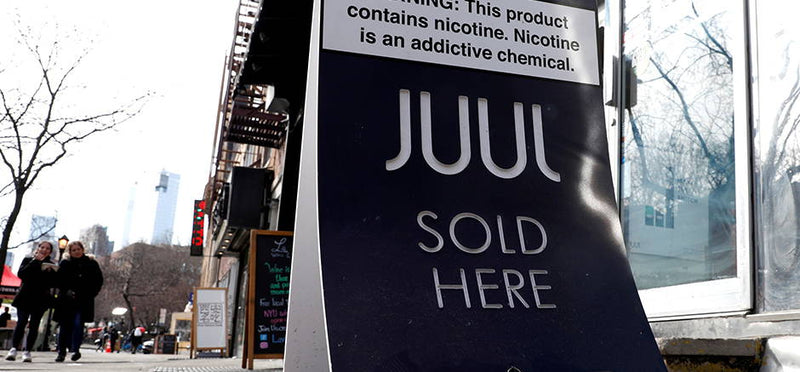 JUUL Employees are Addicted to Vaping on the Job