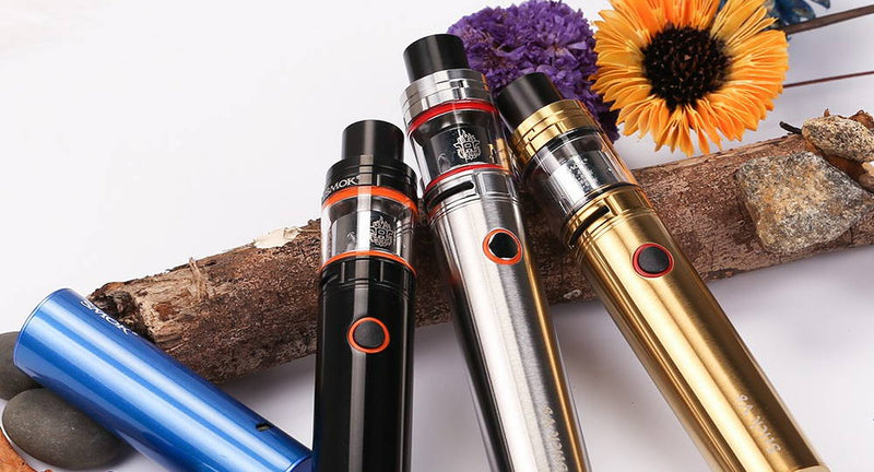 SMOK Stick V8 Kit Review: Extremely Simple and Non-adjustable