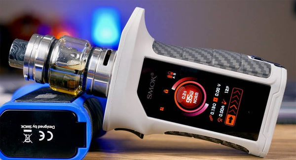 [2020 Updated] SMOK Mag P3 Kit Review: Trigger-Inspired and Powerful