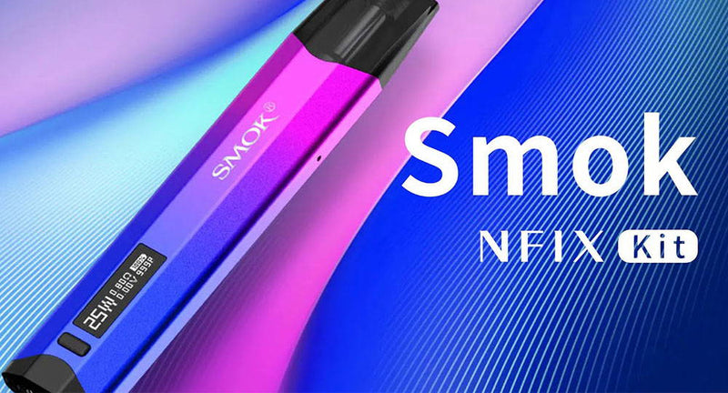 [2020 Newest] SMOK Nfix Pod Kit Review:Ultra-Portable and Powerful MTL Vape