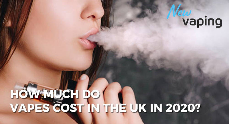 How Much Do Vapes Cost in the UK in 2020?