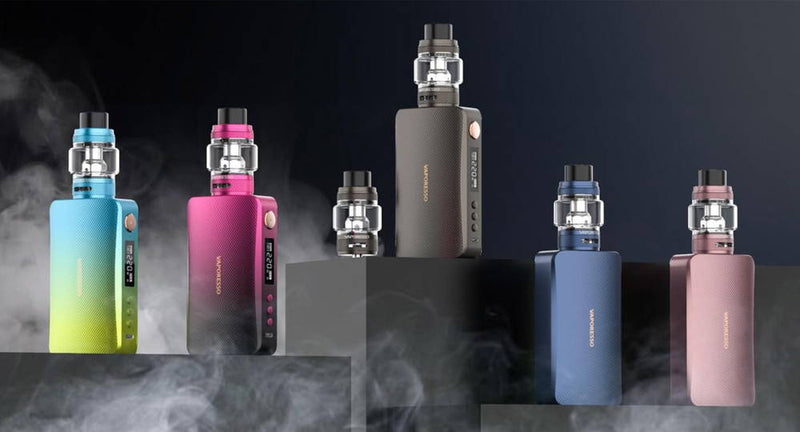 [2020 Newest] Vaporesso Gen S Kit Review: With GT Meshed Coils