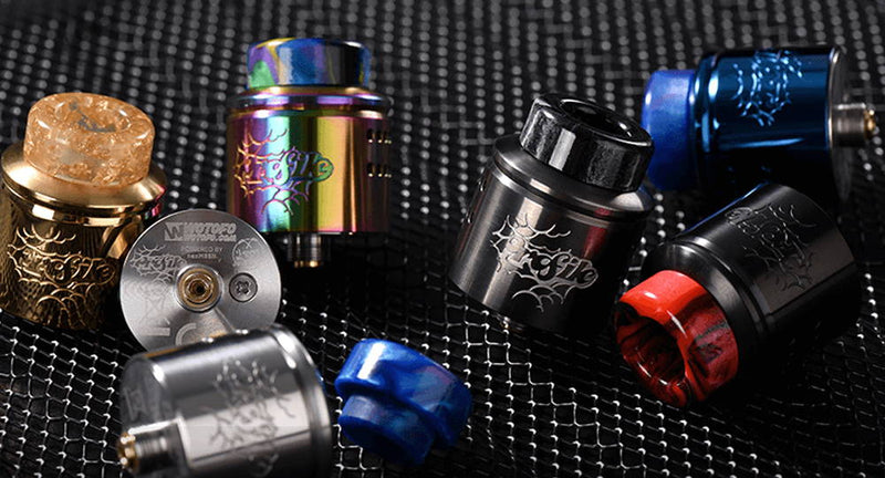 [2020 Newest] Wotofo Profile 1.5 RDA Review: A New and Upgraded Version