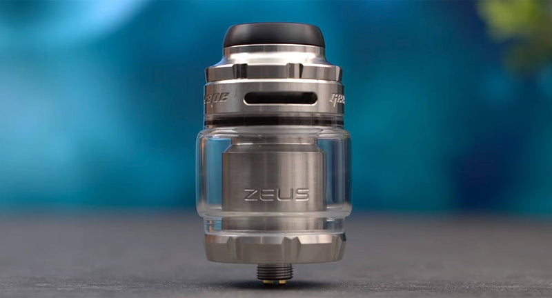 Geekvape Zeus X Mesh RTA Review: Another Killer? [May, 2020]