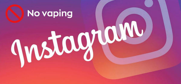 Ad Watchdog Bans Influencers from Posting Contents Related to Vaping on Instagram